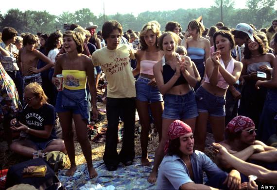 The counterculture the hippie revolution