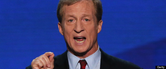 Tom Steyer debate