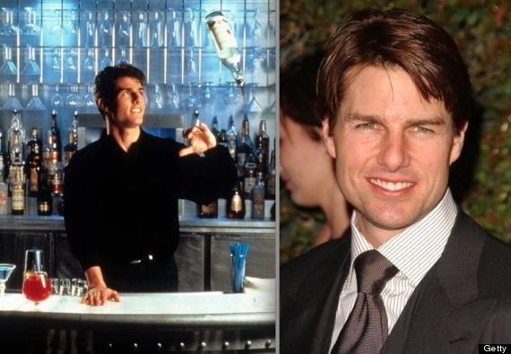 tom cruise characters look like tom cruise
