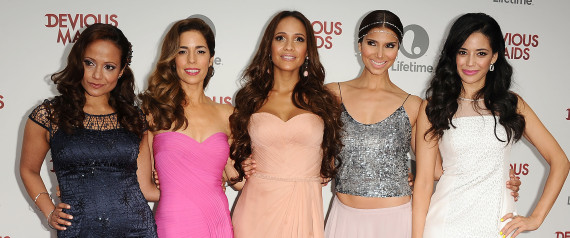 DEVIOUS MAIDS SEGUNDA TEMPORADA