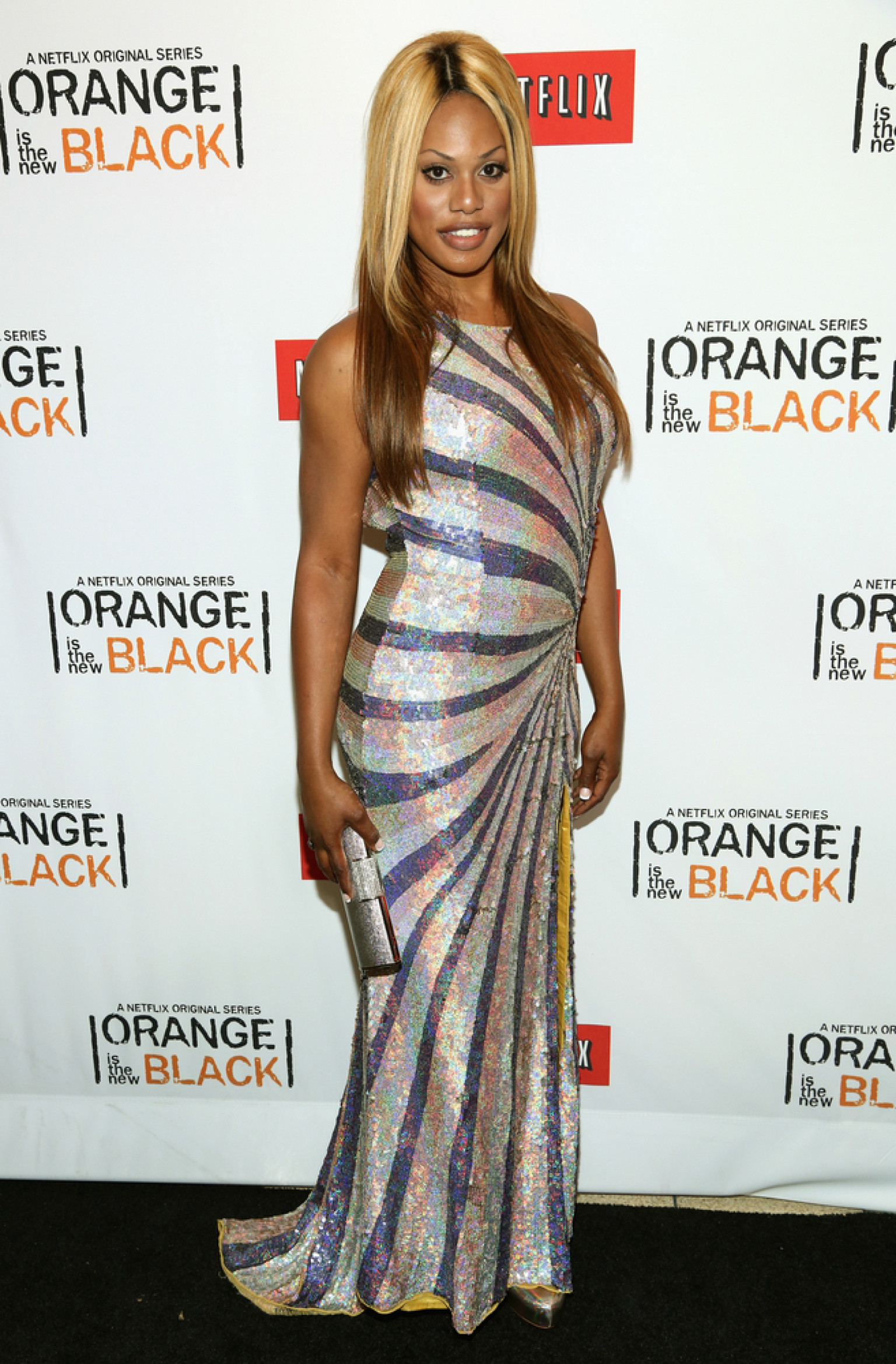 Displaying 19> Images For - Laverne Cox Before And After
