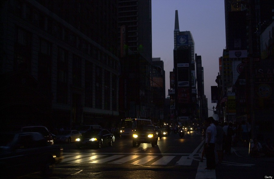 The 2003 Northeast Blackout, 10 Years Later (PHOTOS ...