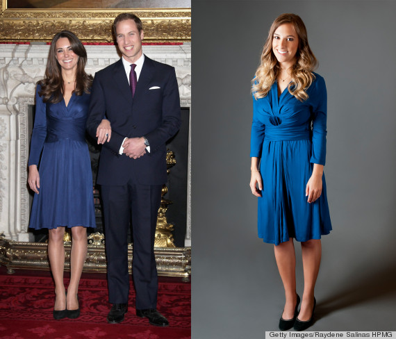 We Tried Banana Republic's Version Of Kate Middleton's Issa ...