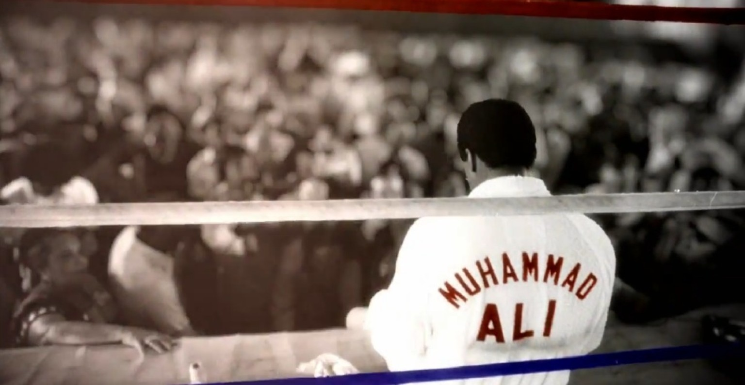 LeBron's Tribute to Muhammad Ali