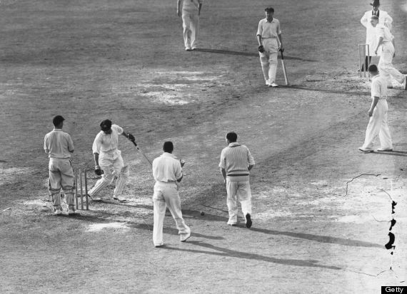 sir donald bradman final innings