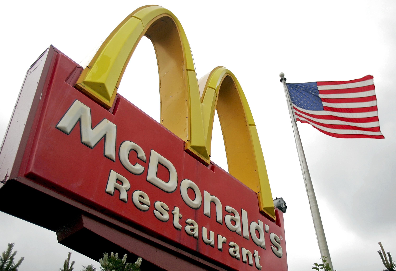 mcdonalds franchise