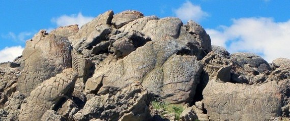 Oldest rock art nevada petroglyphs may be north america s
