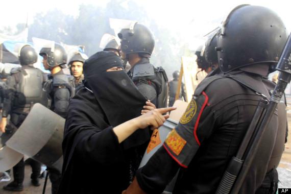 egypt cairo unrest