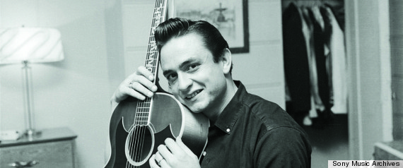 rare johnny cash photos