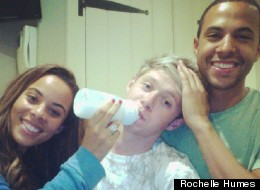 Rochelle And Marvin's Baby Has Grown Up Fast!