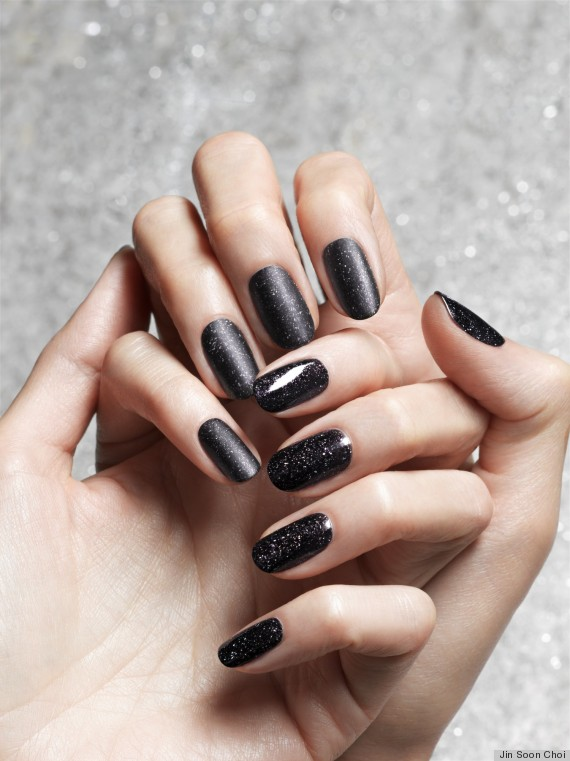 Obsidian Nail Polish Is The New Black (PHOTOS) | HuffPost