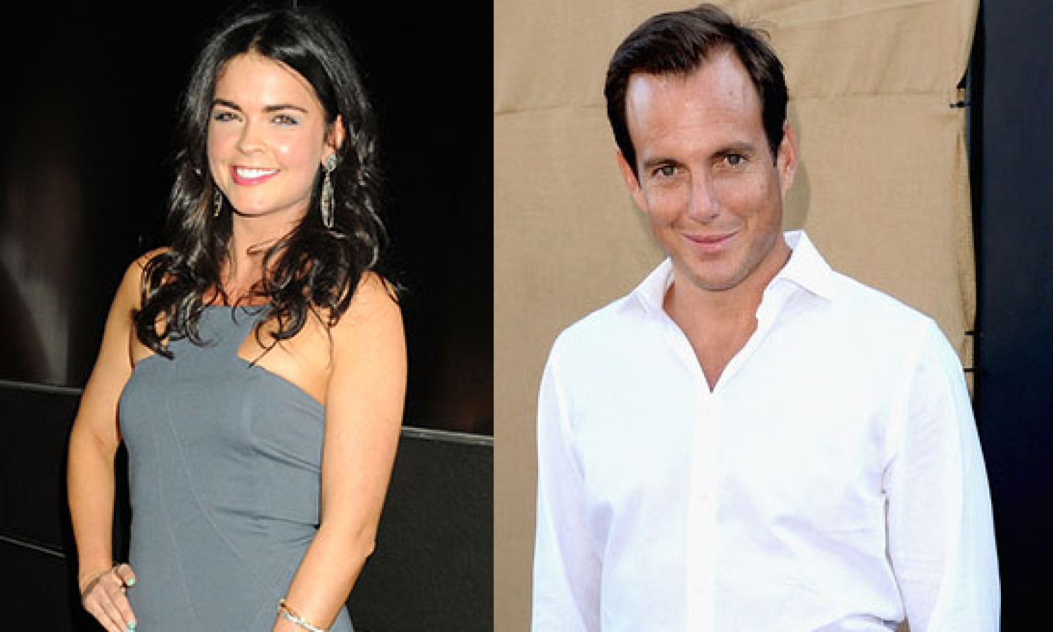 arnett dating site New couple will arnett and katie lee were caught kissing and holding hands on  a date in montauk, ny on thursday, aug 8, a source tells us.