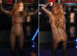 J.Lo PICS: Jennifer Lopez's Curves In New Year's Eve Bodysuit (PHOTOS)