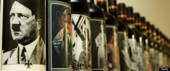 Adolf Hitler Wine Boycott