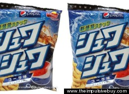 Pepsi-Flavored Cheetos Exist, Prepare For The Apocalypse