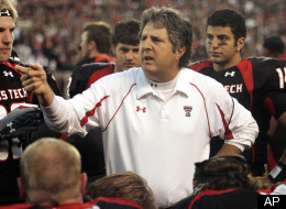 Mike Leach Adam James