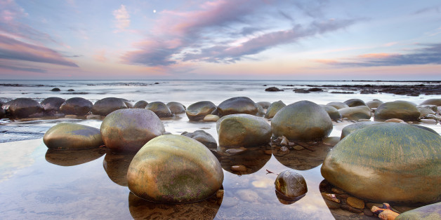 bowling ball beach california