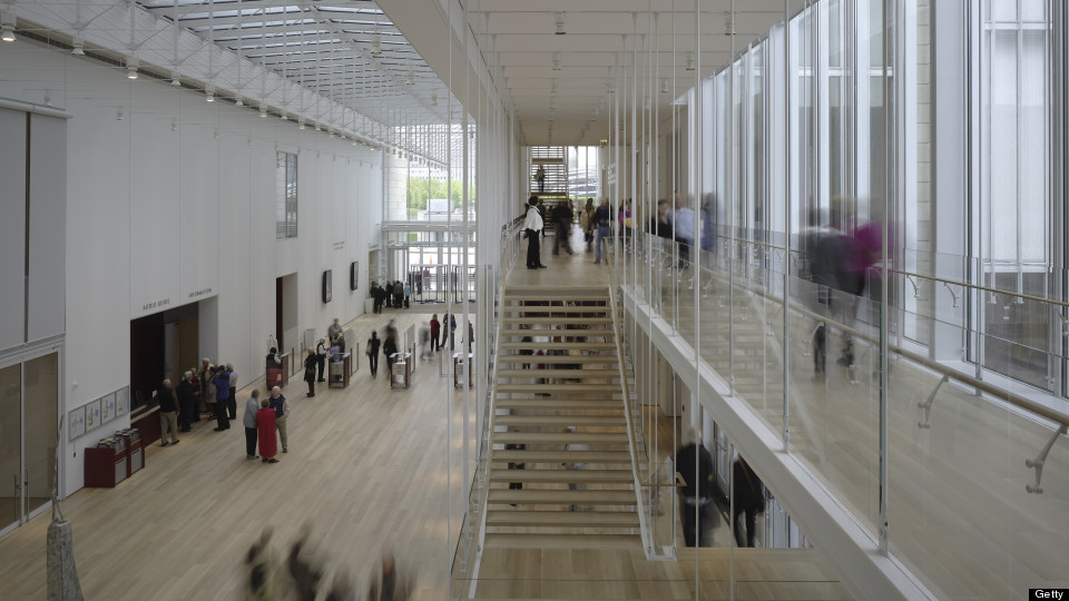 art institute modern wing