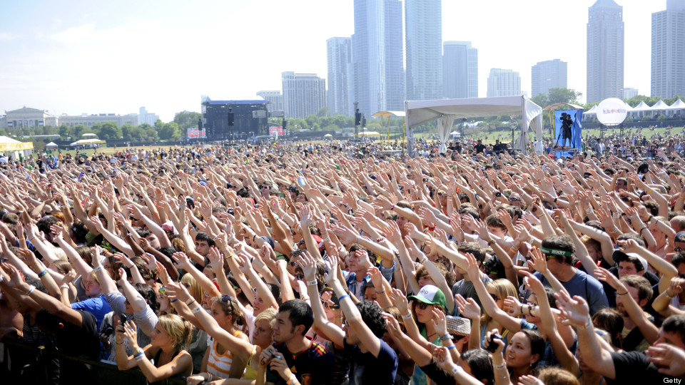 lollapalooza chicago 2010