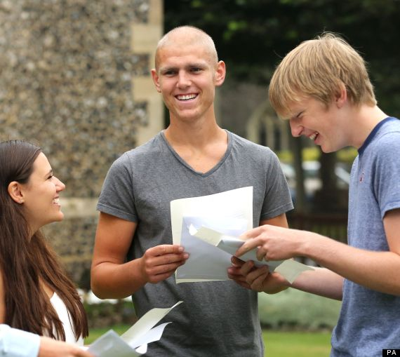 tom woodward a level results