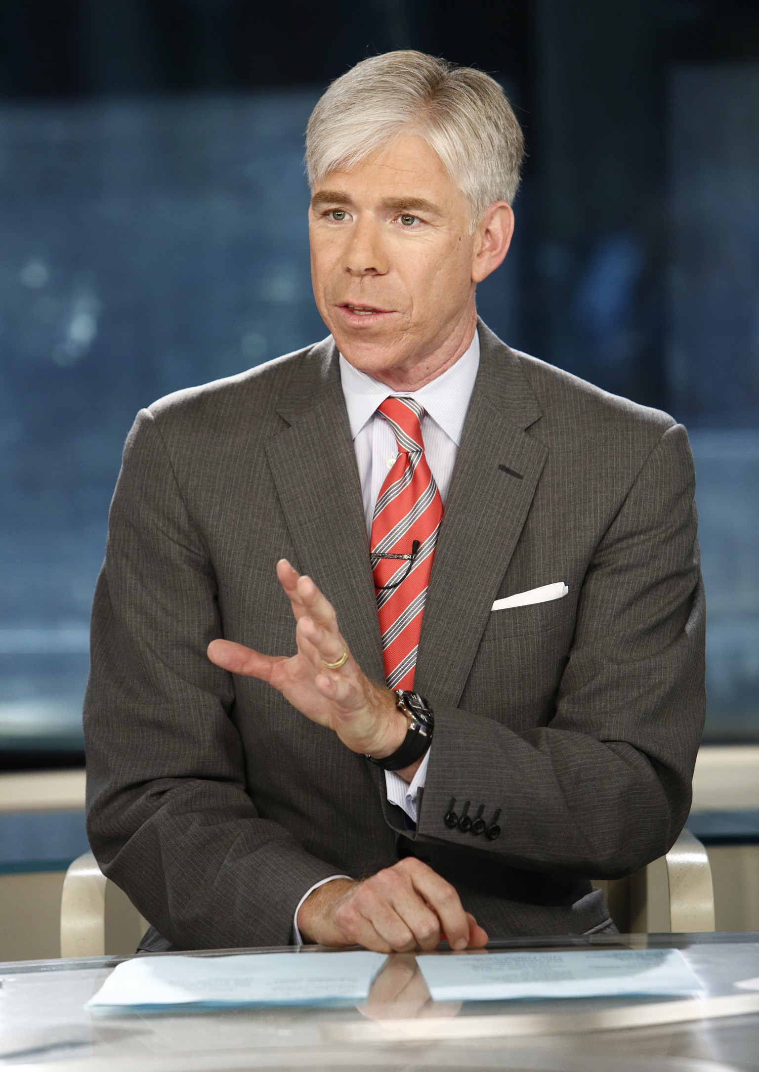 David Gregory Leaves 'Meet The Press,' And NBC News | HuffPost