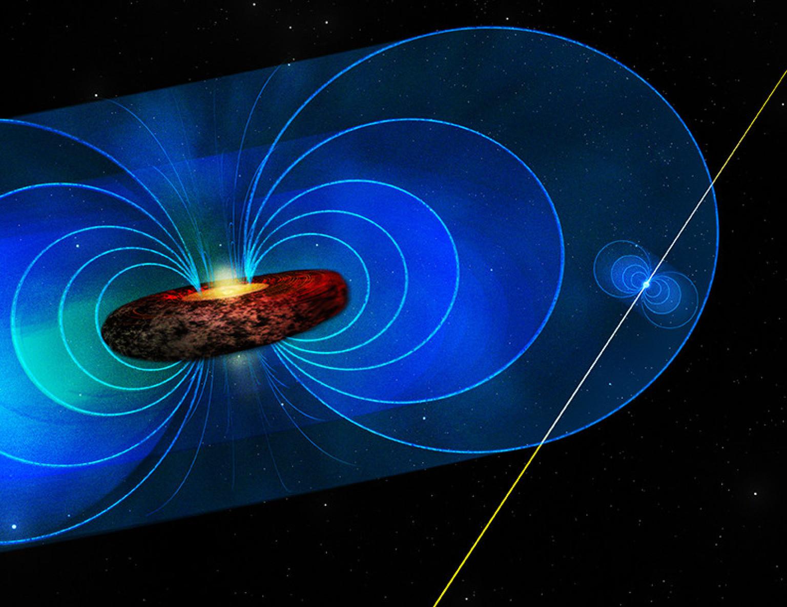 Newfound Pulsar May Explain Odd Behavior Of Milky Way's ...