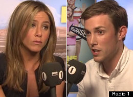 WATCH: Radio 1's Chris Stark Strikes Again!