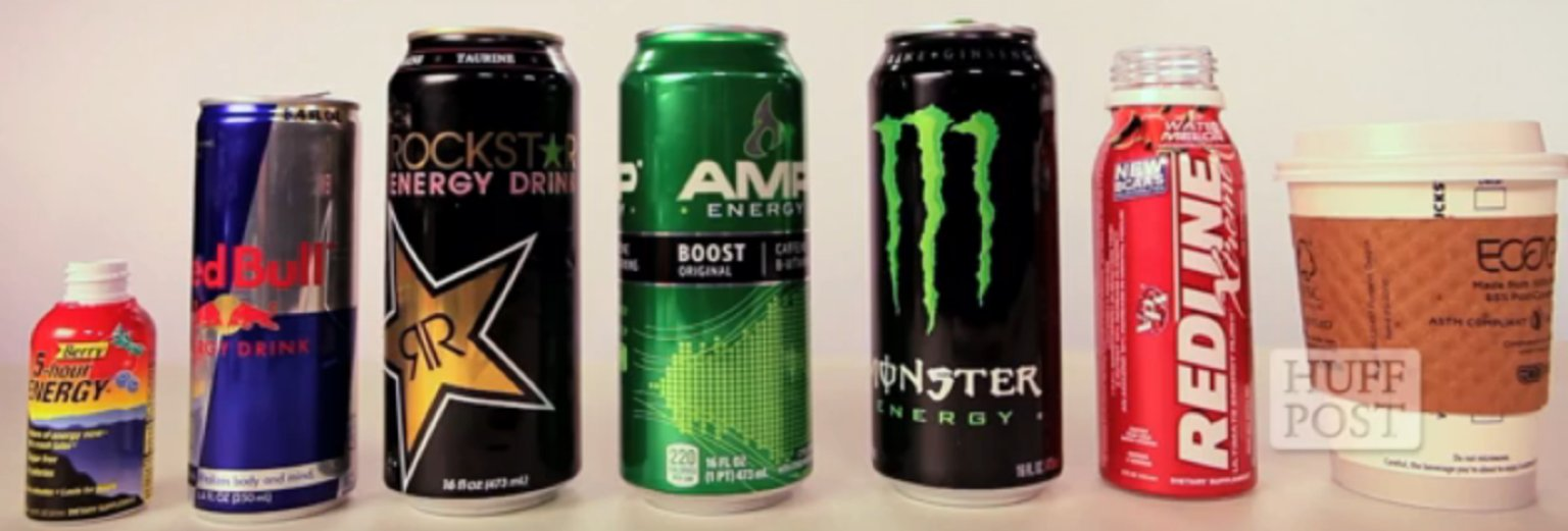 What's Really Behind The Jolt In Your Energy Drink? | HuffPost
