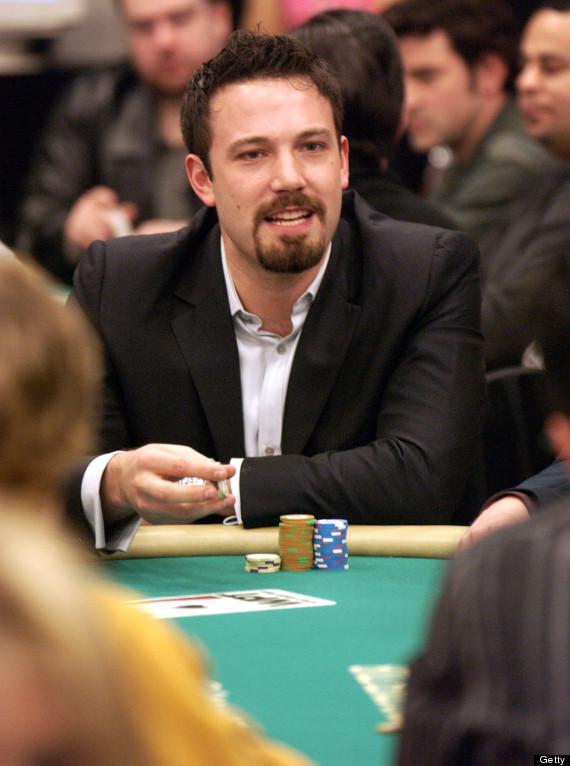 ben affleck poker 2004