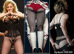 Madonna At 55: Growing Old Disgracefully! (PICTURES)