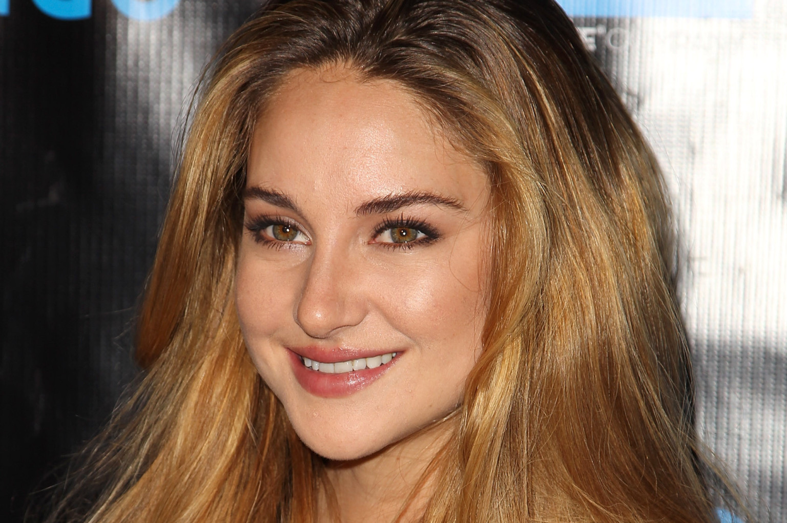 Actress Shailene Woodl...
