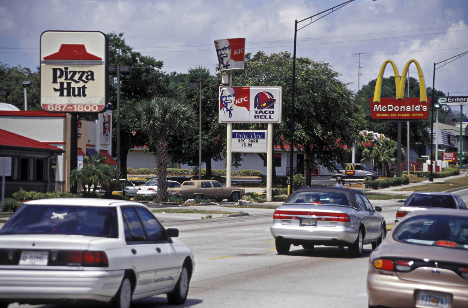 The Most And Least 'Innovative' Fast Food Chains ...