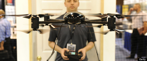 A Day With The Drone Entrepreneurs Who Want To Strike It Rich Watching Your Every Move