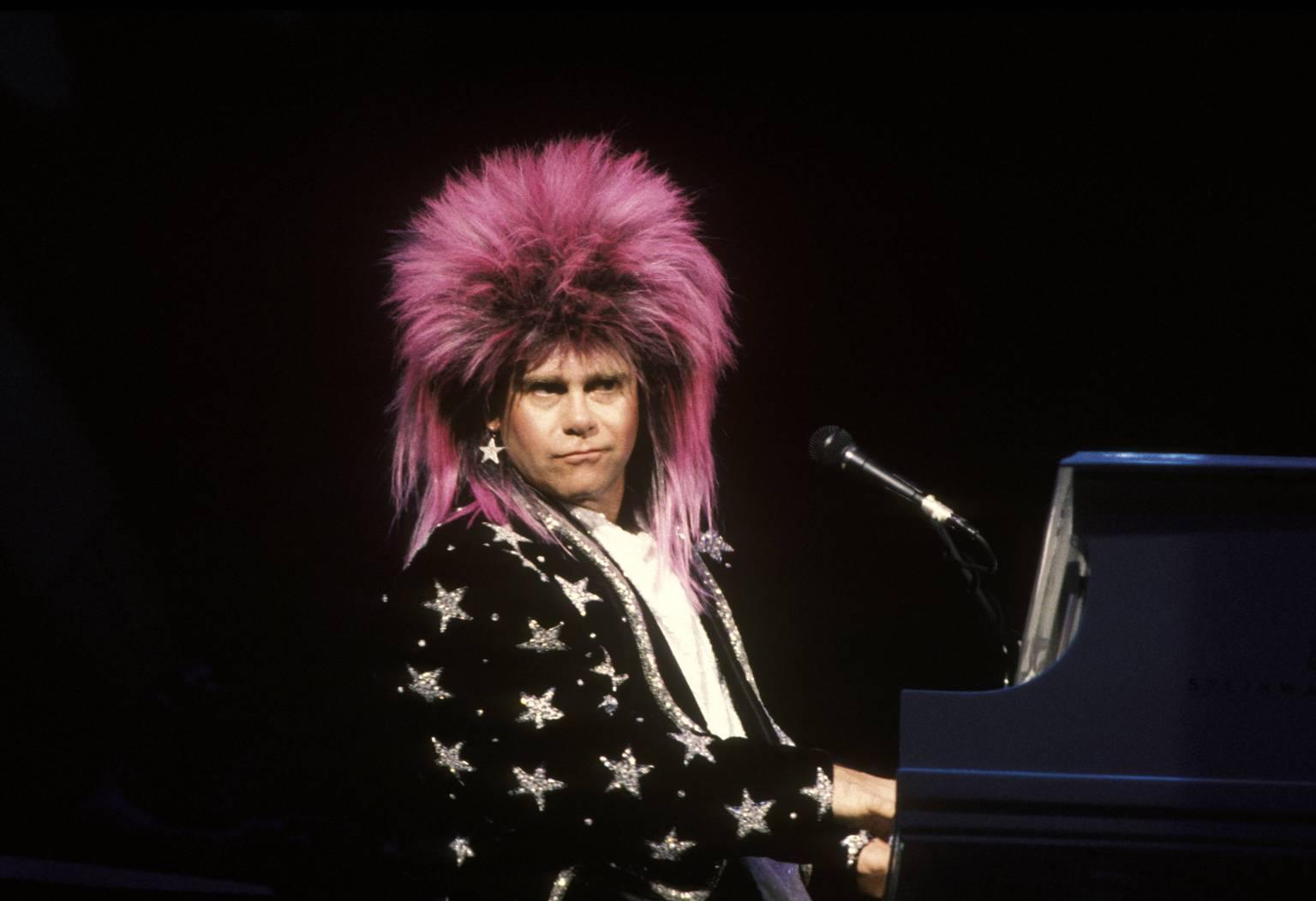 Elton John 70s Costume Elton