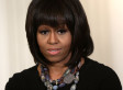 Michelle Obama On Ditching Her Bangs: 'It's Hard To Make Speeches With Hair In Your Face!'