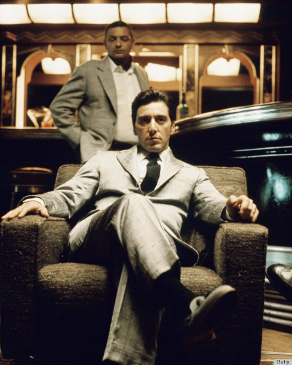 'The Godfather' Can Teach Men A Thing Or Two About Style ...