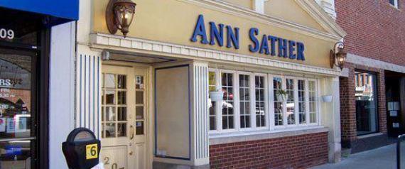 ANN SATHER