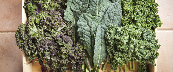 KALE WITH OTHER VEGGIES