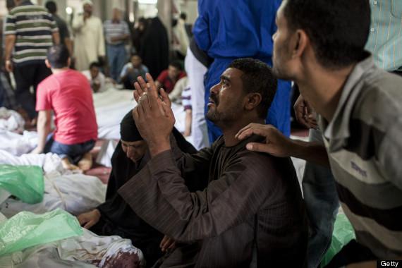 egypt crackdown