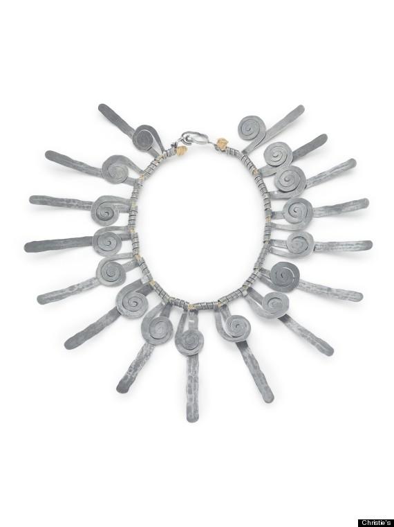 Alexander Calder Necklace