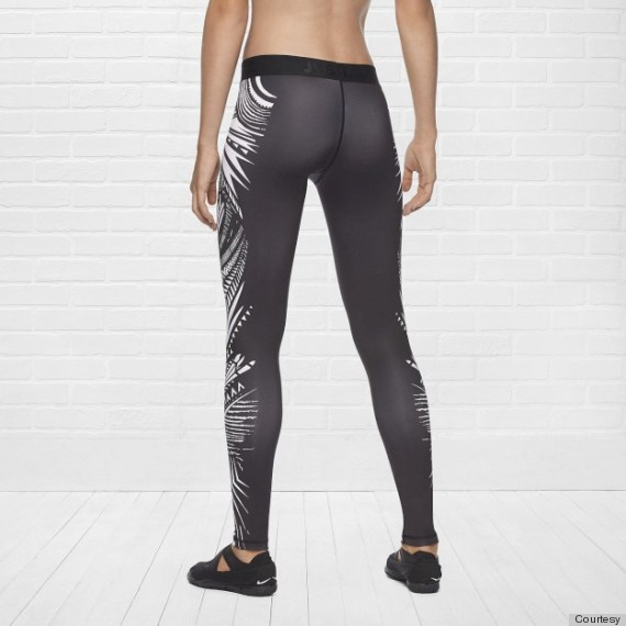 Nike Tattoo Leggings Pulled After Deemed Exploitative Of Samoan Culture (PHOTOS) | HuffPost