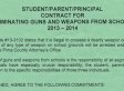 Arizona School District Asks Parents To Sign Gun Contract Promising To Lock Weapons