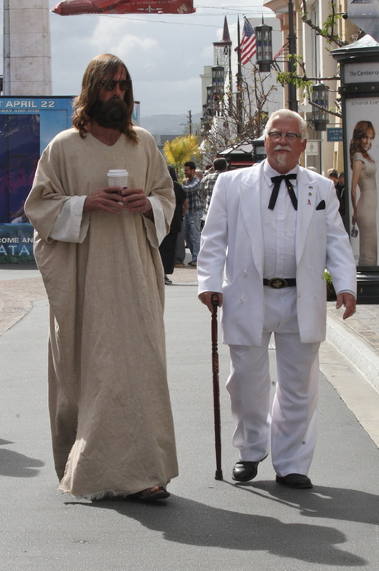 Searching For Weho Jesus An Attempt To Find Meaning On