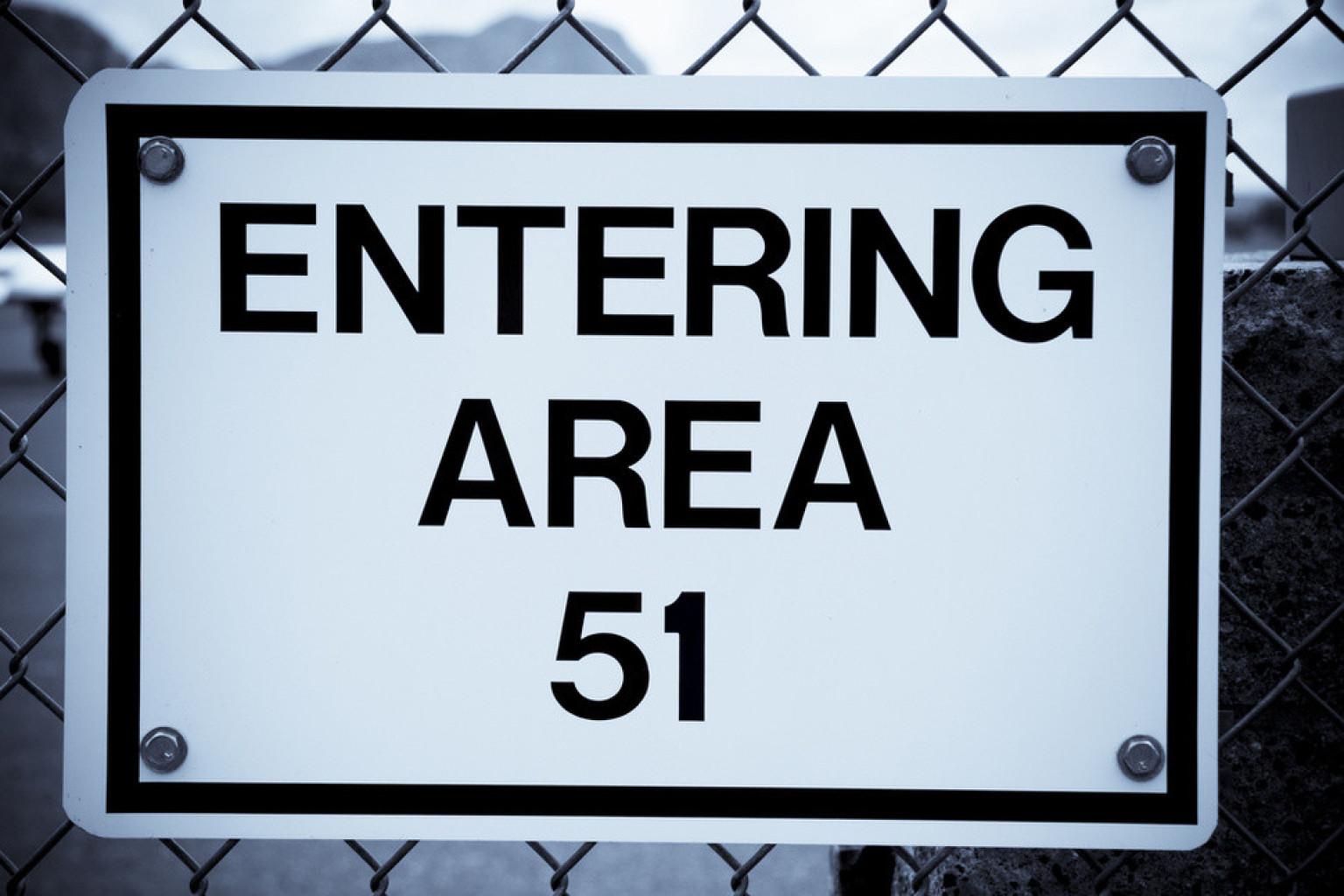 Area 51 Spiel
