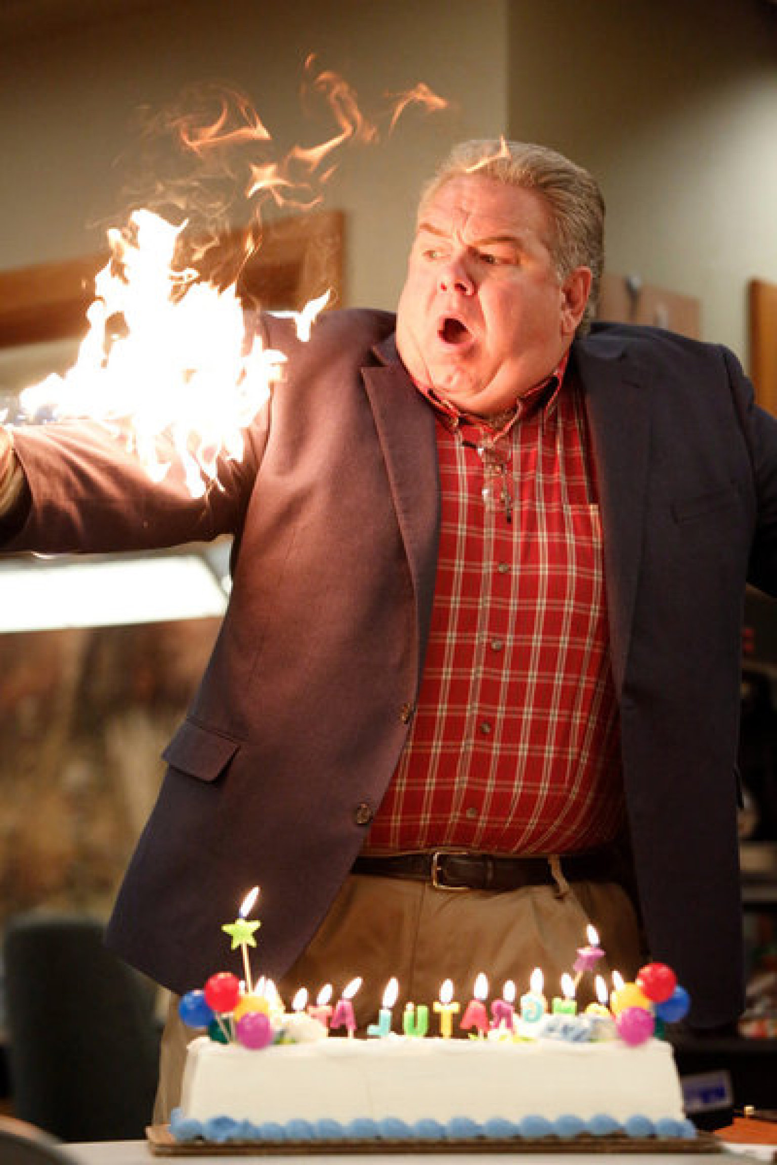 'Parks And Recreation': Jerry's Top 5 Disasters, As Chosen ...