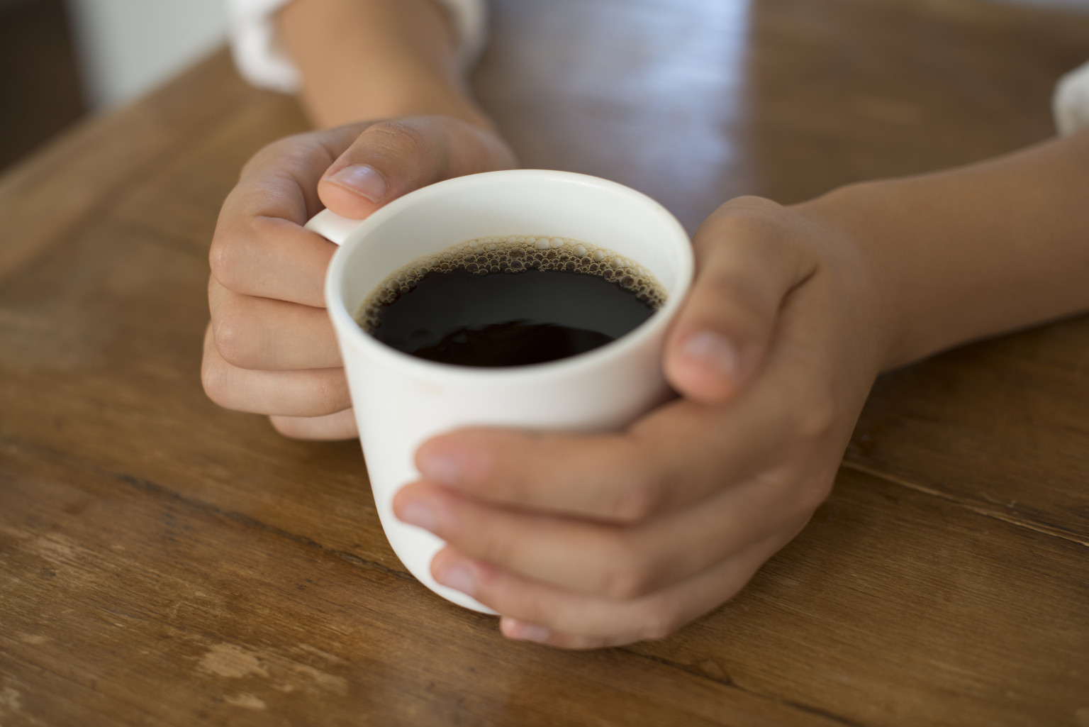 when to drink coffee