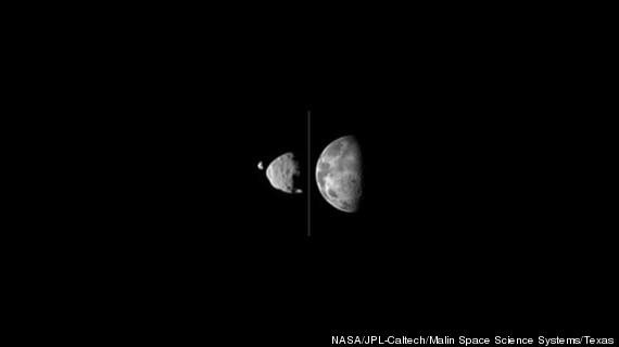 mars moons