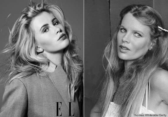 Ireland Baldwin's Elle Shoot Is A Gorgeous Reminder Of Who Her Mother