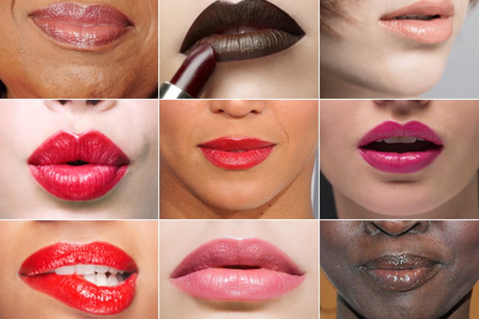 The Suitable Makeup for Dark Skin - Cosmetic Ideas
