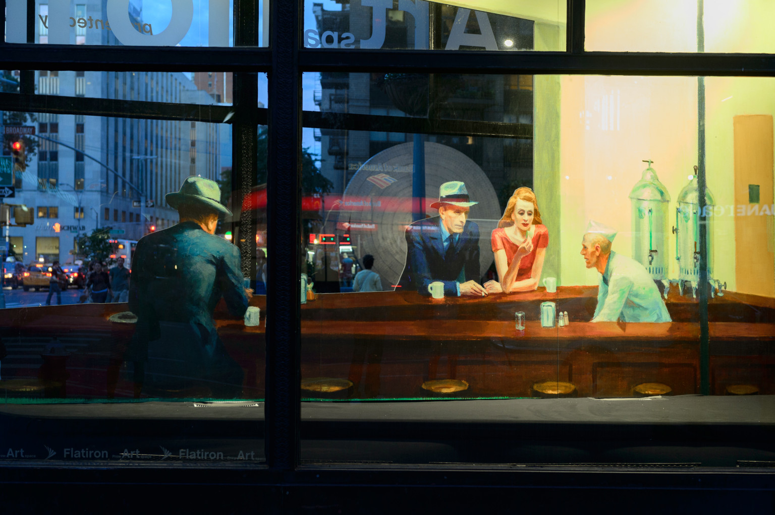 Most Famous Paintings By Edward Hopper